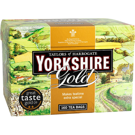Yorkshire Gold Tea - 160's
