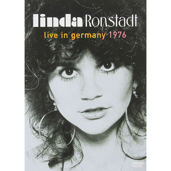 Linda Ronstadt - Live in Germany 1976 - DVD