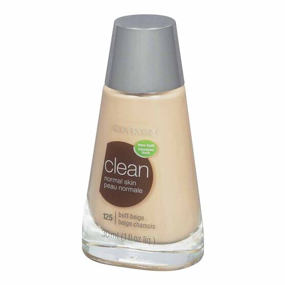 CoverGirl Clean Liquid Makeup for Normal Skin - Buff Beige
