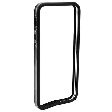 HRS Frame for iPhone 5 - Black/Clear - TC342