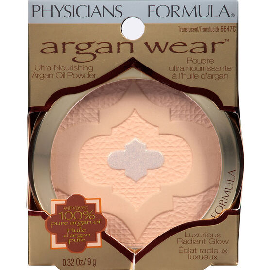 Physicians Formula Argan Wear Pressed Powder - Light