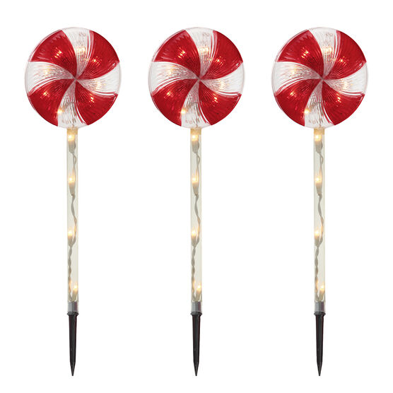 Danson Lollipop Stake Light - 3 piece - X77145