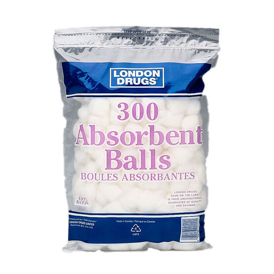 London Drugs Absorbent Balls - 300 pack