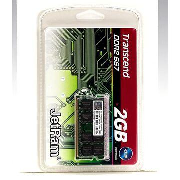 Transcend 2GB DDR2 667 Jet Ram - JM667QSU-2G