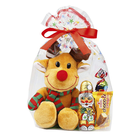 Windel Plush Toy With Chocolates - Assorted - 59g