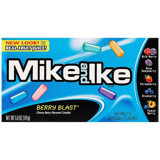 Mike & Ike - Berry Blast - 141g