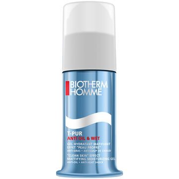 Biotherm Homme T-Pur Anti Oil and Wet Matifying Moisturizing Gel 50ml