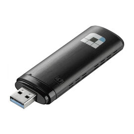 D-Link Wireless AC1200 Dual Band USB Adapter - DWA-182