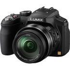 Panasonic Lumix® FZ200 Digital Camera - Black - DMCFZ200K