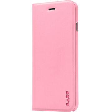 Laut Apex iPhone 6 Plus Folio - Pink - LAUTIP6PFOP