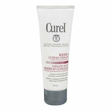 Curel Hand & Cuticle Therapy Cream - 100ml