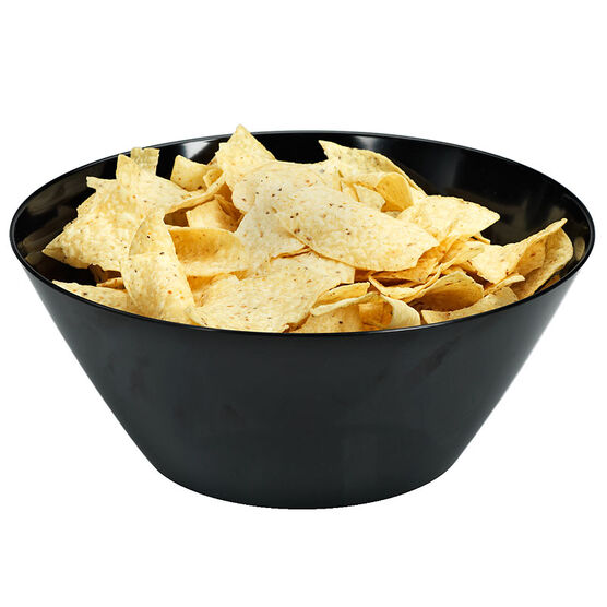 Everyday Large Serving Bowl - Black - 11 inch