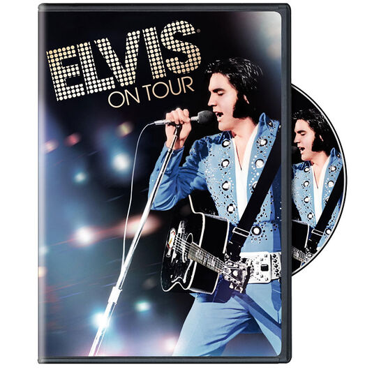 Elvis On Tour - DVD