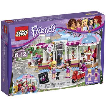 Lego Friends - Heartlake Cupcake Café