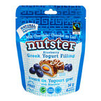 Nutster's Milk Chocolate - Blueberry and Almond - 34g