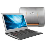 ASUS G752VL-DH71 I7-6700HQ 17.3inch Gaming Notebook - Copper Silver