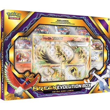 Pokémon Break Evolution Box - Ho-Oh and Lugia