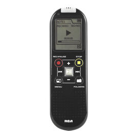 RCA Digital Voice Recorder - Black - VR6320
