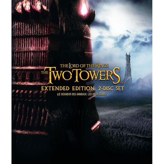 The Lord of the Rings: The Two Towers - Extended Edition - Blu-ray
