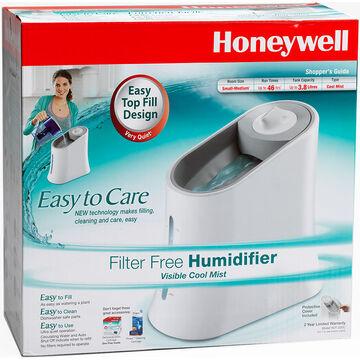 Honeywell Ultra Sonic Humidifier - White - HUT-220C