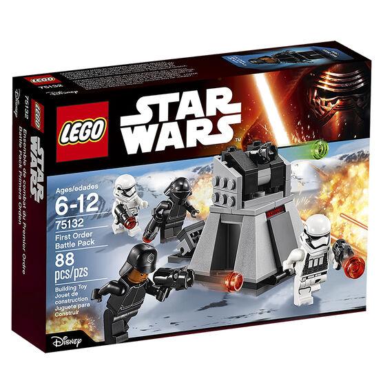 Lego Star Wars- First Order Battle Pack