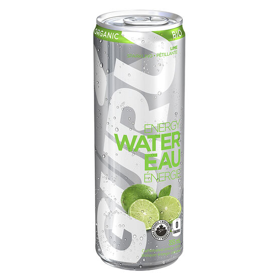 Guru Energy Water - Lime - 355ml