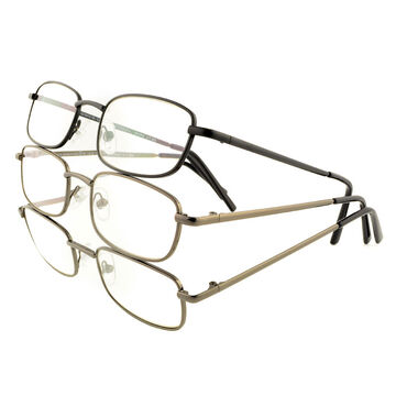 Foster Grant Council Reading Glasses - Brown - 2.50
