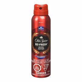 Old Spice Red Zone Body Spray - Champion - 123ml