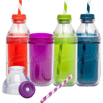 Aladdin Insulated Milk Bottle Tumbler - Assorted - 473ml