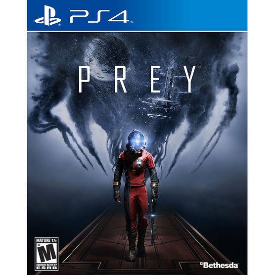 PRE-ORDER: PS4 Prey