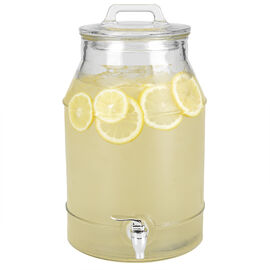 London Drugs Glass Dispenser Handle Lid - 7.5L