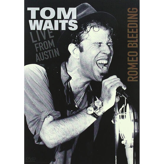 Tom Waits: Romeo Bleeding - DVD