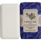 Crabtree & Evelyn Vetiver & Juniperberry Triple Milled Soap - 158g