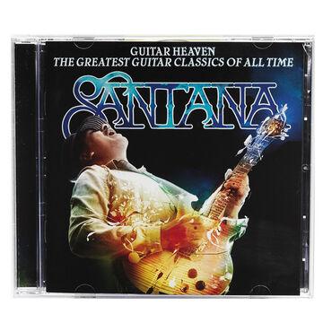 Santana - Guitar Heaven: The Greatest Guitar Classics of All Time - CD