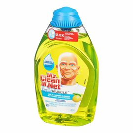 Mr. Clean Liquid Gel Muscle Multi-Purpose Cleaner - Crisp Lemon - 473ml