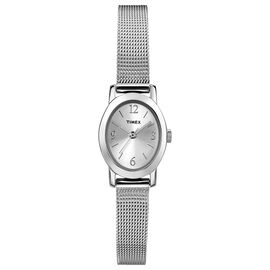 Timex Women Watch - Silver - T2N743GP