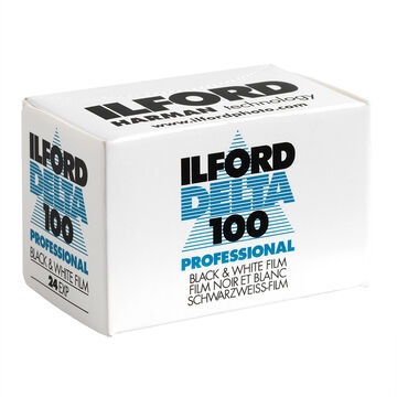 Ilford Delta 100 ISO Professional 135-24