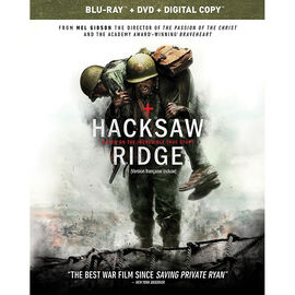 Hacksaw Ridge - Blu-ray