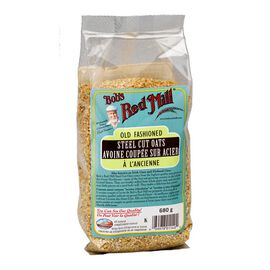 Bob's Red Mill Old Fashioned Steel Cut Oats - 680g