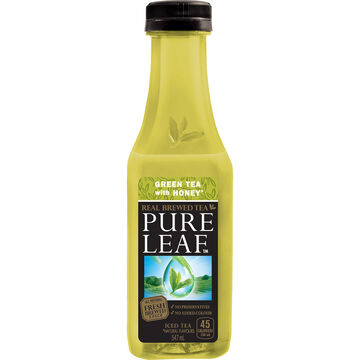 Pure Leaf Green Tea - Honey - 547ml