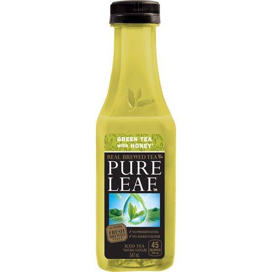 Pure Leaf Green Tea - Honey - 547ml