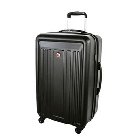 SwissGear Glarus Collection Expandable Upright Luggage - Black - 24""