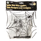 Halloween Web with Black Spider - 2oz - Assorted Colours