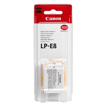 canon lp e8 li ion battery pack london drugs. Black Bedroom Furniture Sets. Home Design Ideas