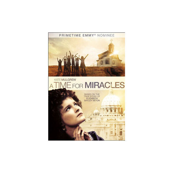 A Time for Miracles - DVD