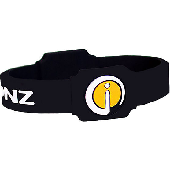 Fusion IONZ Sport Bracelet - Black/Orange - Large