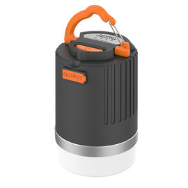 NuPower Lantern Power Bank - NUB5001BK