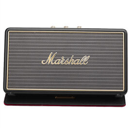 Marshall Stockwell Speaker with Case - Black - STOCKWELL
