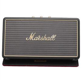 Marshall Stockwell Speaker with Case - Black - STOCKWELL