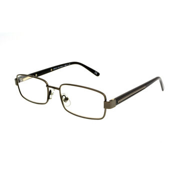 Foster Grant Tommy Reading Glasses with Case - Gunmetal - 2.50